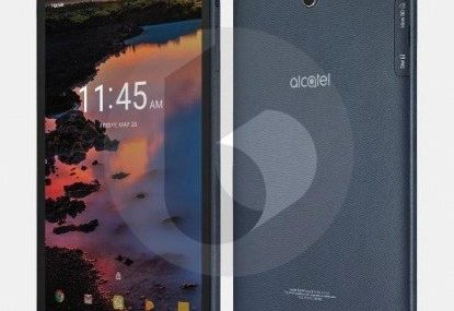 Alcatel A30, a low-end tablet phone releases with Android Nougat