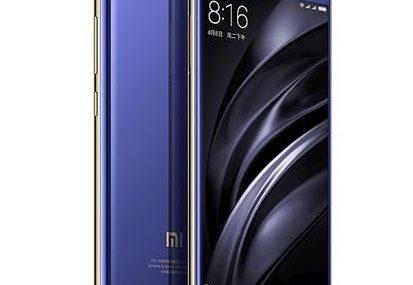 Xiaomi Mi 6 and Mi mix in 2017: