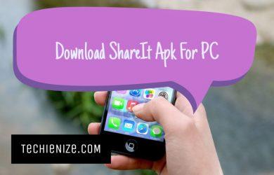Shareit apk for PC