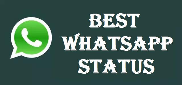 Best whatsapp status fpr girls boys in 2018
