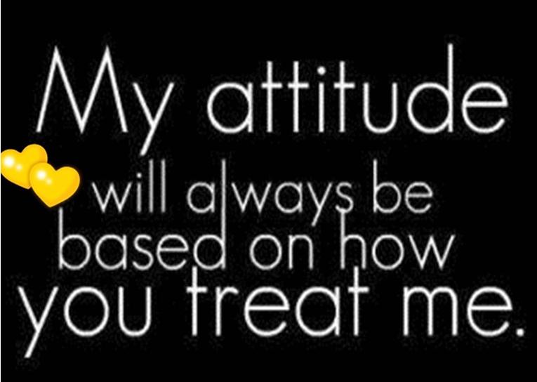 Whatsapp status for attitude