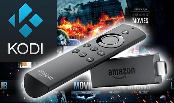 KODI on Amazon Fire TV